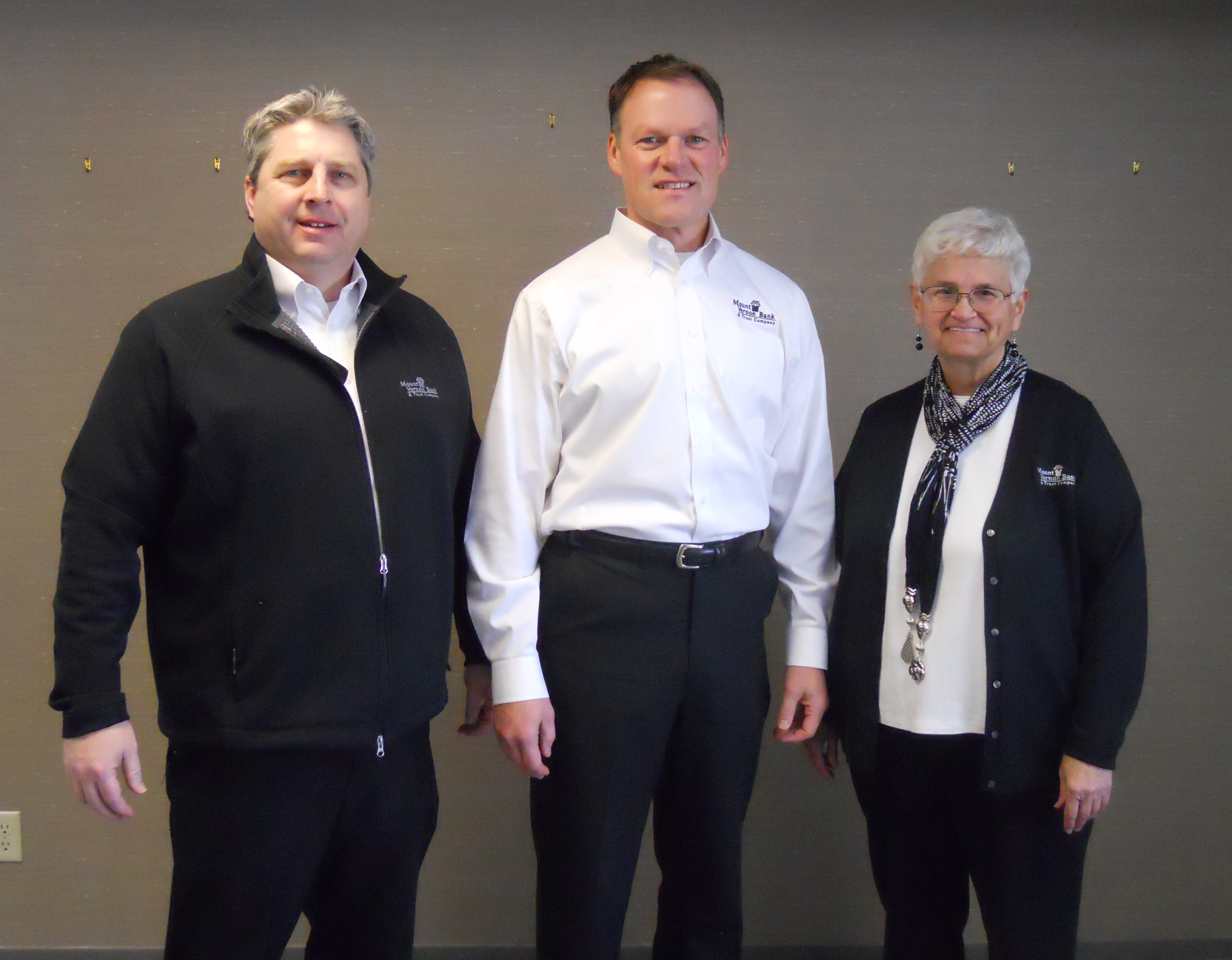 Management: Dave Ryan, Craig Smith, Deb Kougias